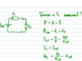 Doorrekenen uitw weerstand schema formules